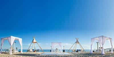 Private Beach Events in Mexico