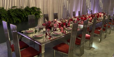 Intimate Holiday Party