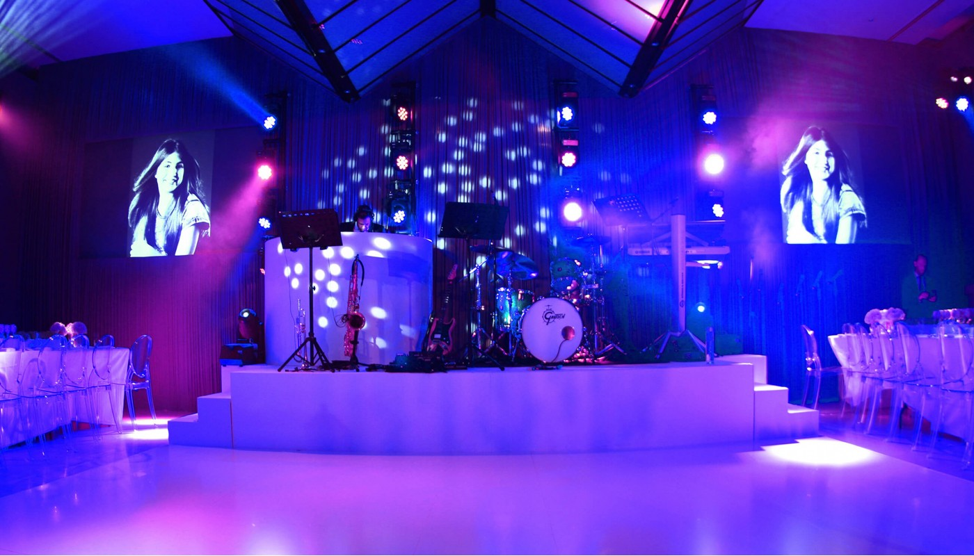 STAGING-STAGE BACKDROPS
